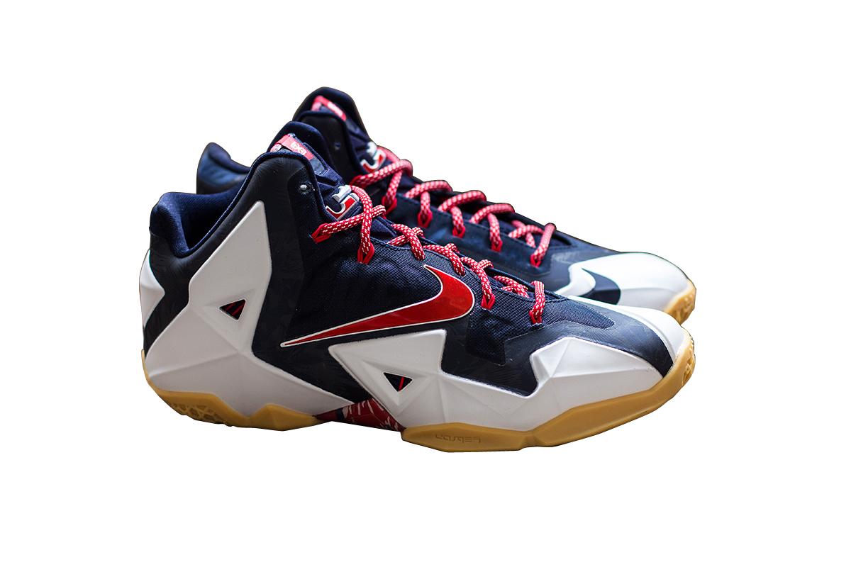 BUY Nike Lebron 11 Independence Day