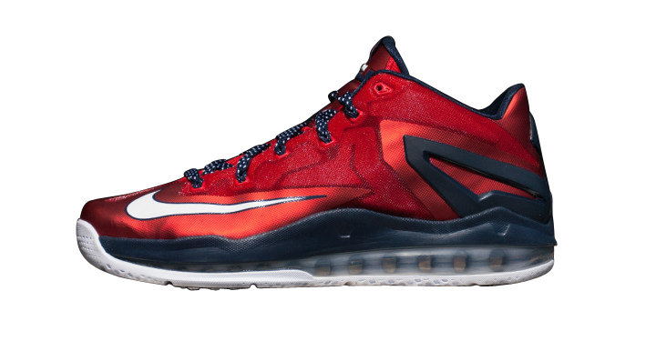 BUY Nike Lebron 11 Low Independence Day