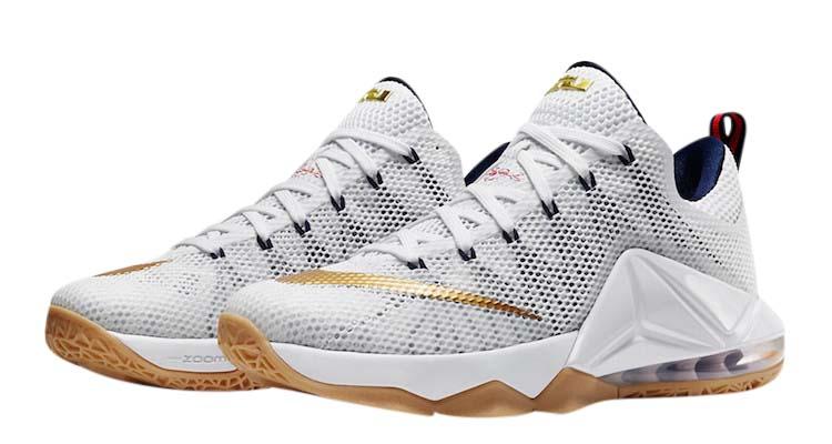 BUY Nike LeBron 12 Low - USA | Kixify