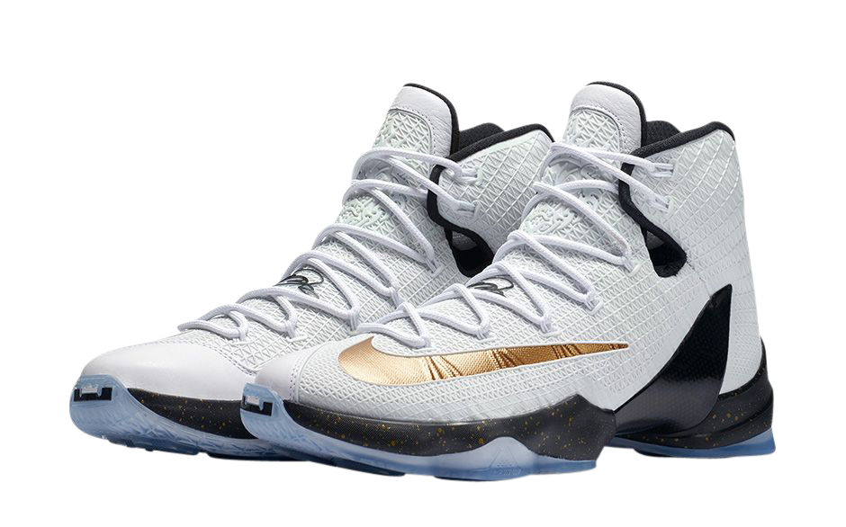 BUY Nike LeBron 13 Elite - Gold
