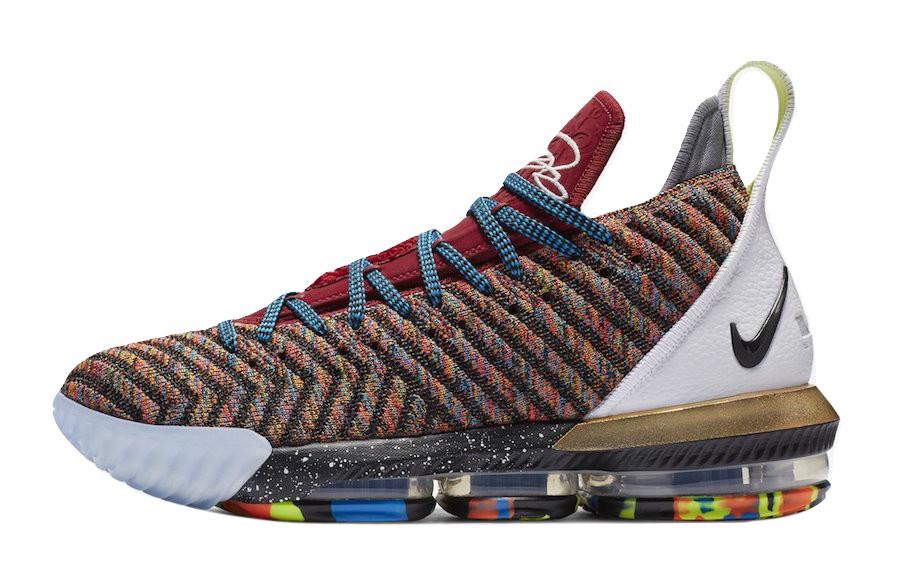 BUY Nike LeBron 16 1 Thru 5 | Kixify