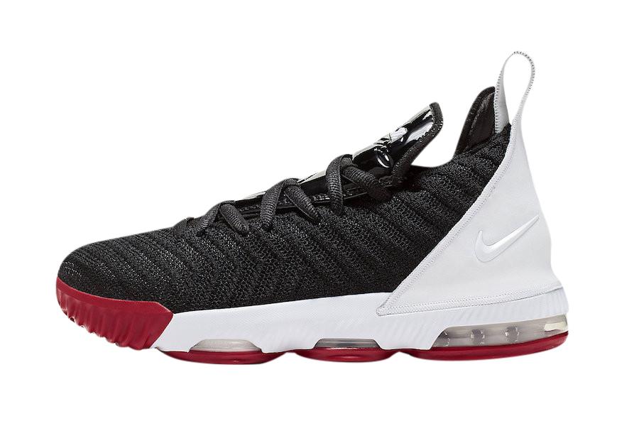 Nike LeBron 16 GS Bred | Kixify Marketplace