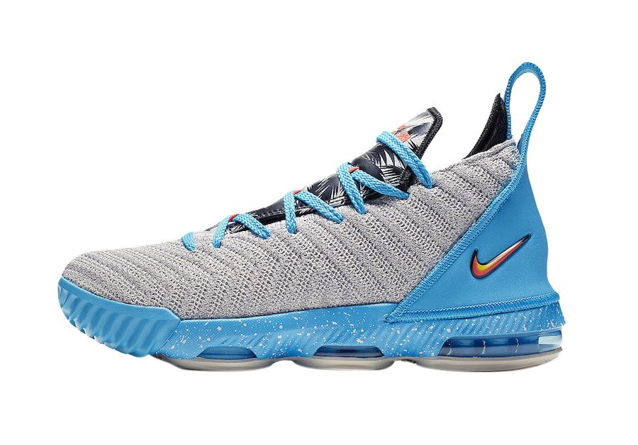 BUY Nike LeBron 16 GS South Beach