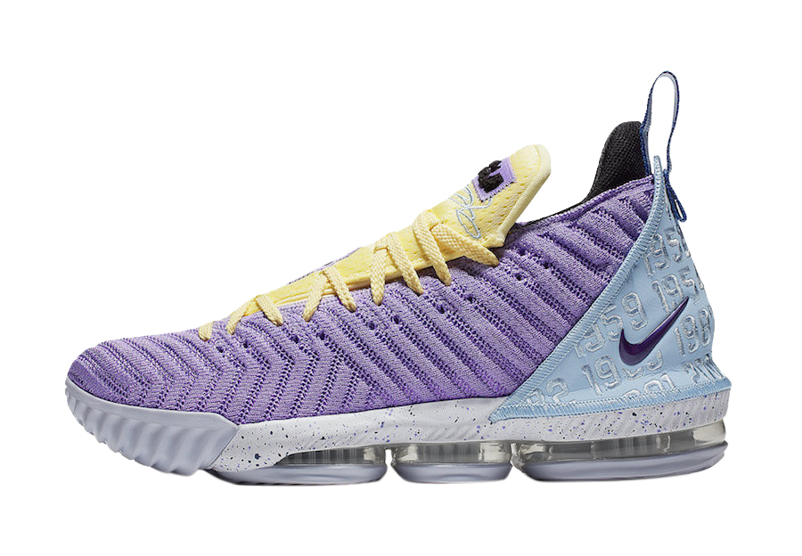 BUY Nike LeBron 16 Lakers | Europabio
