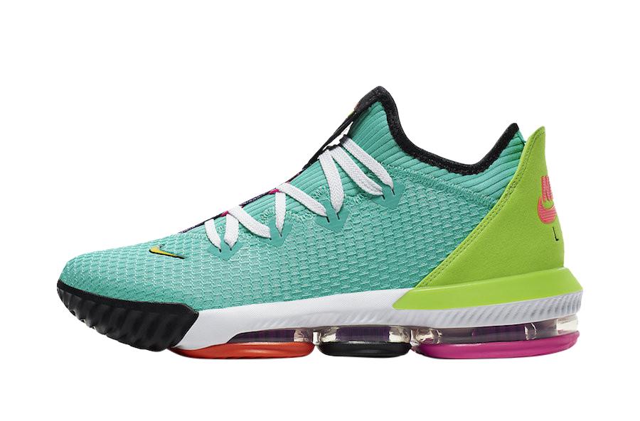 BUY Nike LeBron 16 Low Air LBJ   Kixify