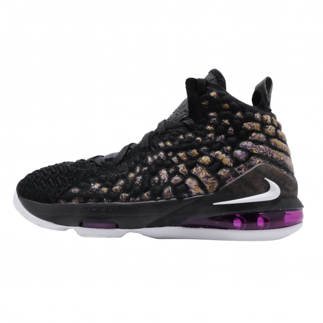 Nike Lebron 17 Gs Lakers