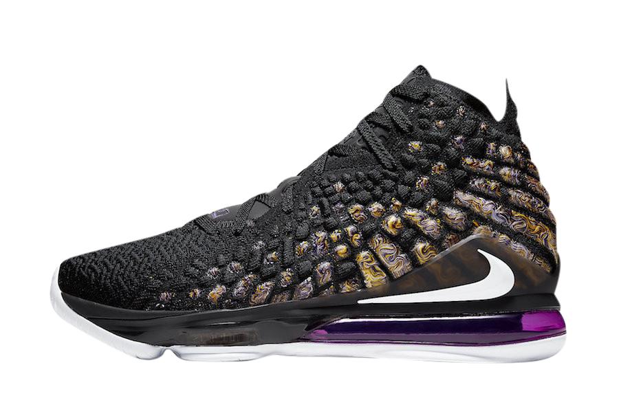Persona a cargo Estimado Debe  BUY Nike LeBron 17 Lakers | Kixify Marketplace