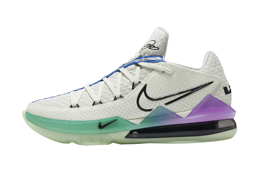 BUY Nike LeBron 17 Low Glow In The Dark