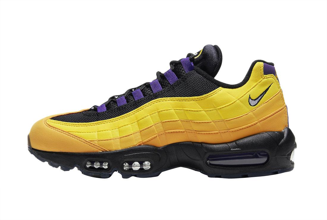 Nike Lebron Air Max 95 Home Team