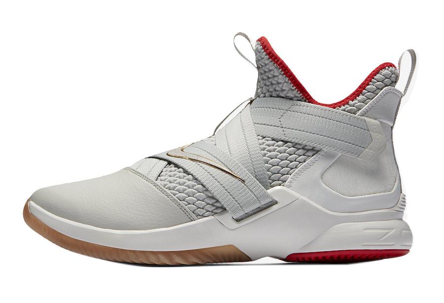 BUY Nike LeBron Soldier 12 Light Bone