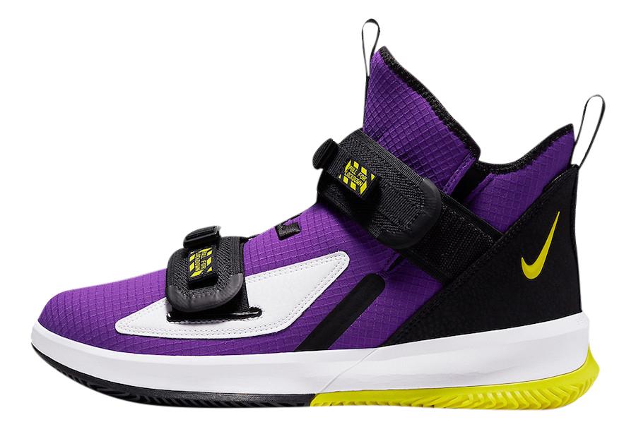 Nike LeBron Soldier 13 Voltage Purple