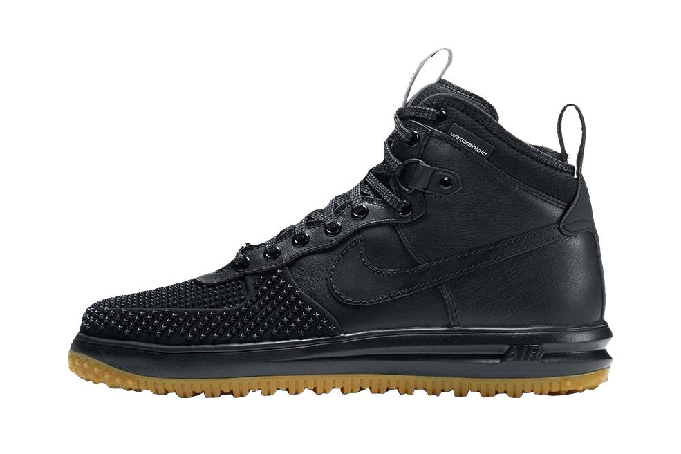 BUY Nike Lunar Force 1 Duckboot Black