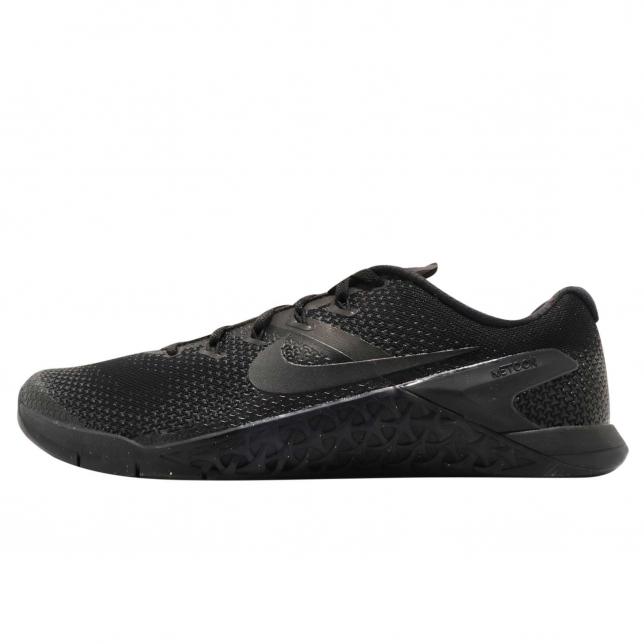 BUY Nike Metcon 4 Triple Black | Kixify