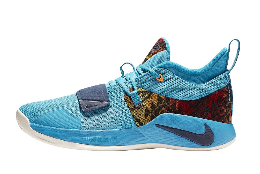 BUY Nike PG 2.5 Pendleton | Kixify