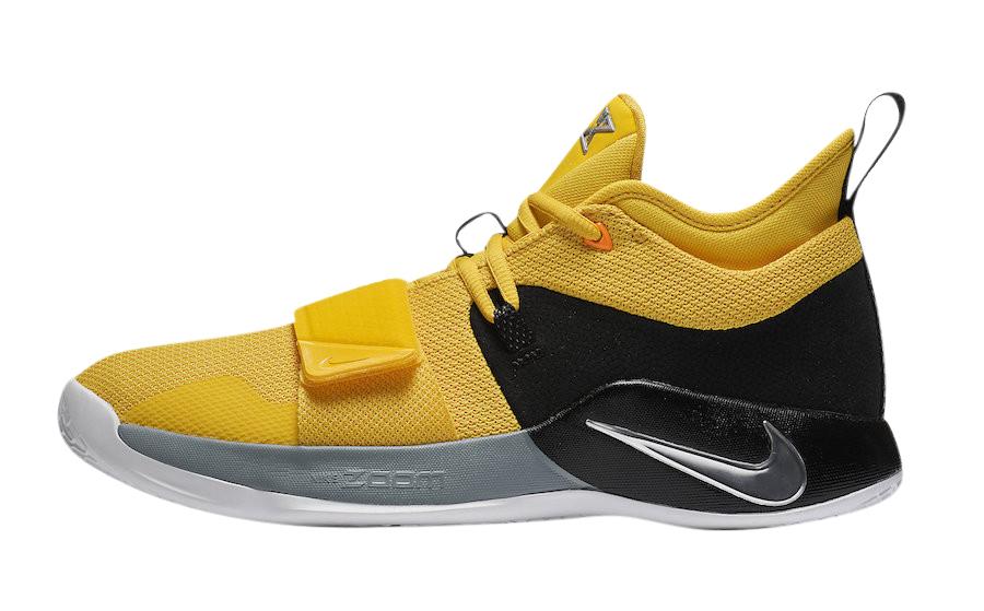 BUY Nike PG 2.5 Yellow Black   Kixify