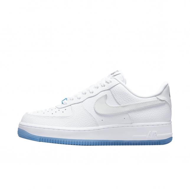 Nike Wmns Air Force 1 Low Lx White University Blue