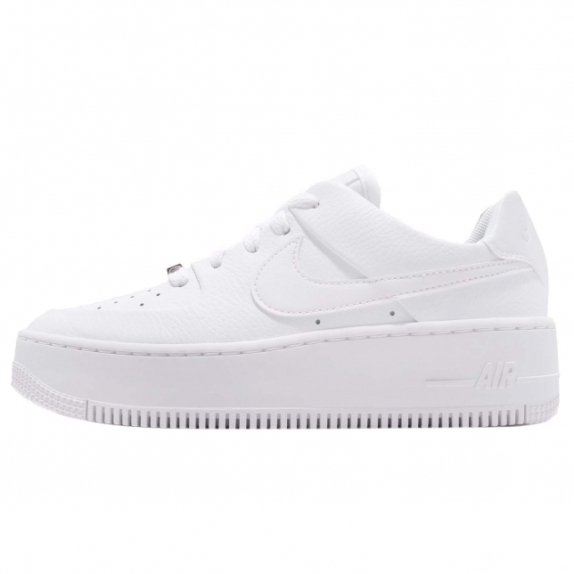 Buy Nike Wmns Air Force 1 Sage Low White Kixify Marketplace