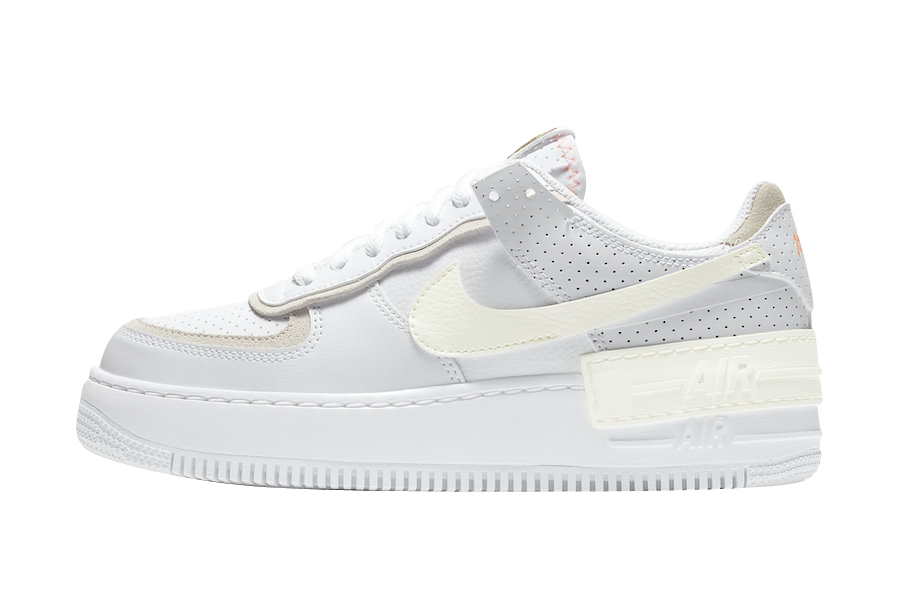 BUY Nike WMNS Air Force 1 Shadow White