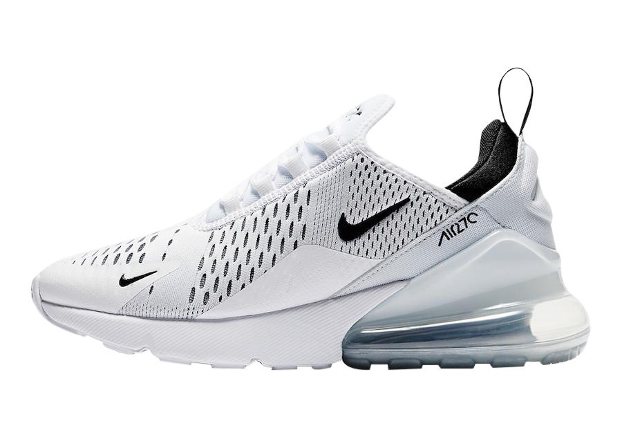 Nike Wmns Air Max 270 White Black
