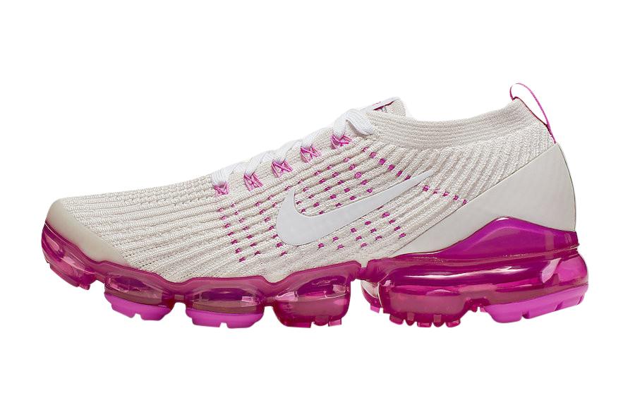 girls pink vapormax
