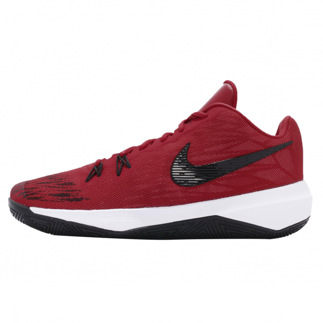 Nike Zoom Evidence II EP Gym Red 908978600 - KicksOnFire.com