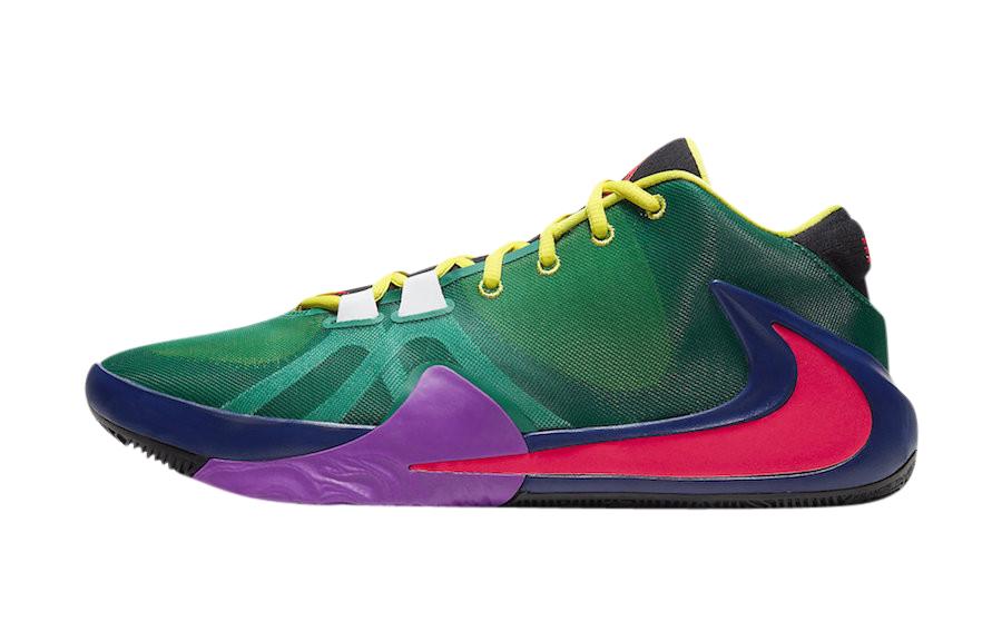 Nike Zoom Freak 1 Multicolor
