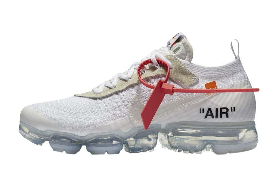 air vapormax white