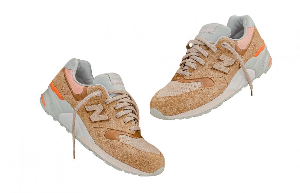 Packer Shoes x New Balance 997 Camel - KicksOnFire.com