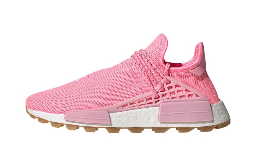 BUY Pharrell X Adidas NMD Hu Gum Pink