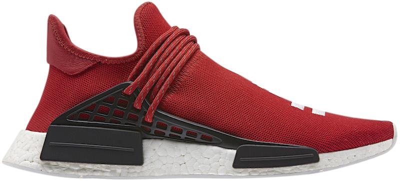 diseño profesional Códigos promocionales el precio se mantiene estable BUY Pharrell X Adidas NMD Human Race - Scarlet | Kixify Marketplace