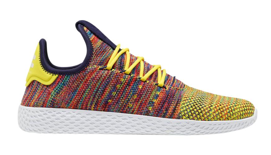 Corrupto farmacéutico Inmersión  BUY Pharrell X Adidas Tennis Hu Multicolor | Kixify Marketplace