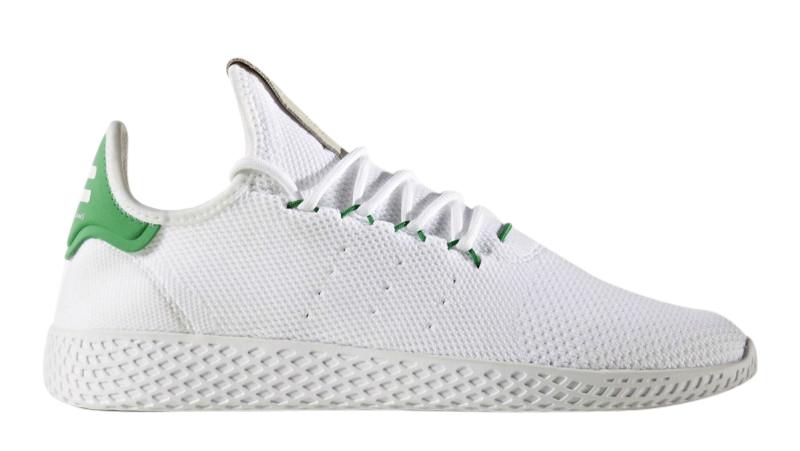 BUY Pharrell X Adidas Tennis Hu White