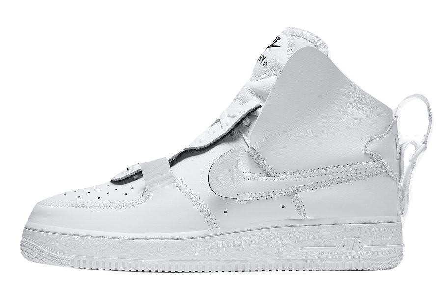BUY PSNY X Nike Air Force 1 High White