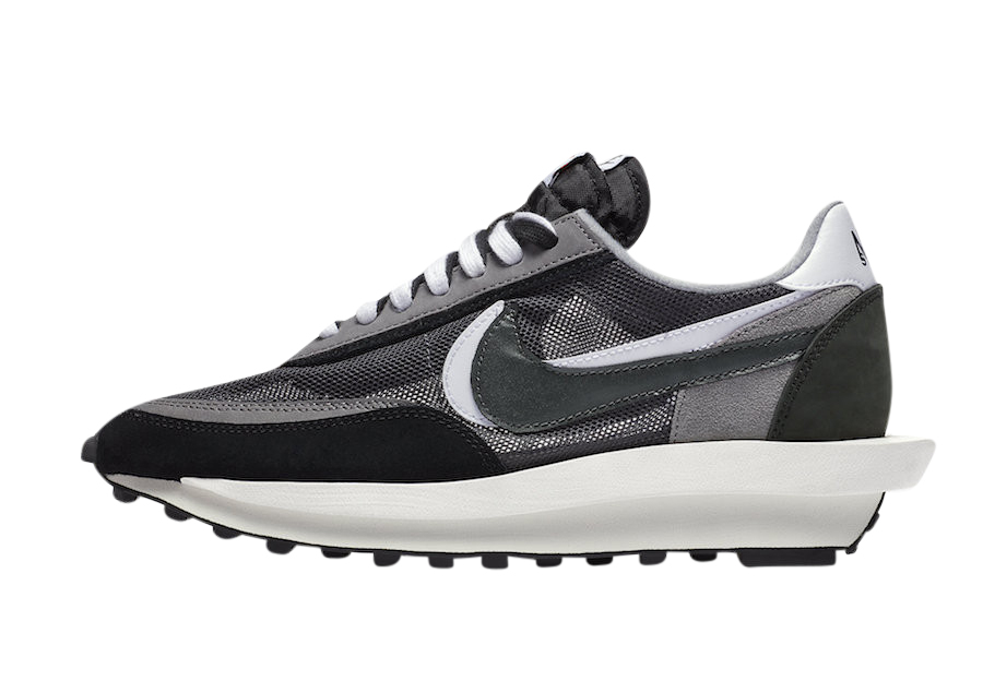 BUY Sacai X Nike LDWaffle Black