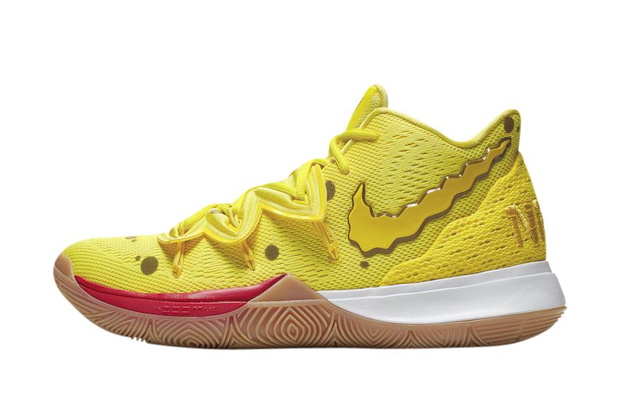 BUY SpongeBob SquarePants X Nike Kyrie