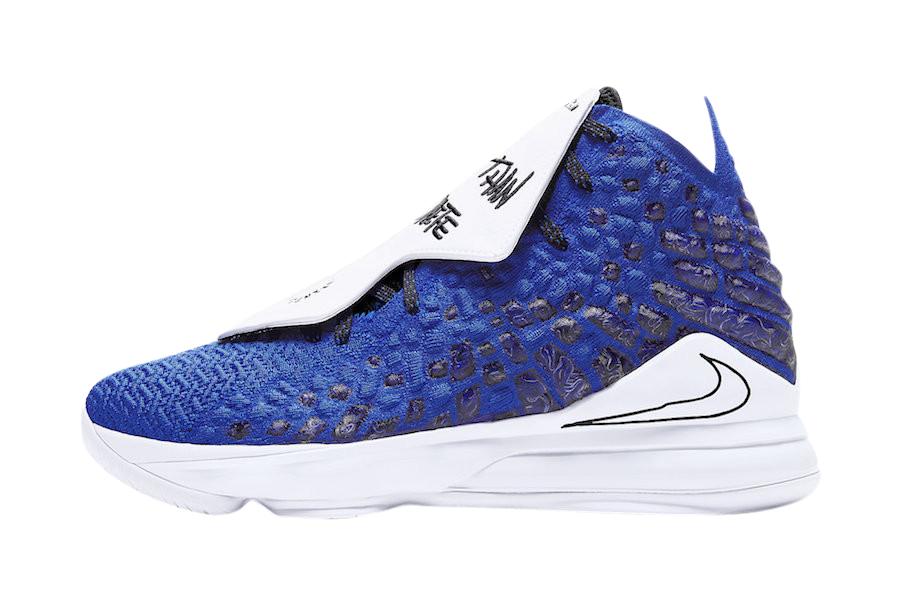 BUY Uninterrupted X Nike LeBron 17 More